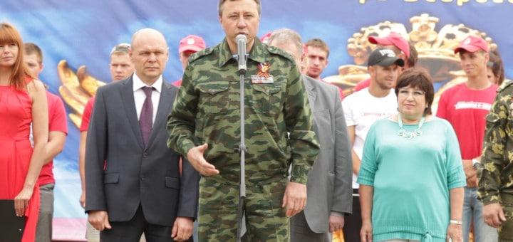 Молодежный военно-патриотический лагерь «Фрегат» открыт!